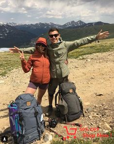 Out here at the #fjallravenclassicusa! 12,600ft and feeling good! If you didn't come this year, we expect you on the next one!! #summeradventures #righttoroam #fjallravenclassic #backpack Backpacking, Camping, Boards, Abs, Baby Shower, Hiking, Marvel, Animals, Adventure