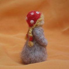 armes Mädchen - Der süße Brei, Puppenspiel