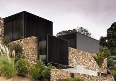 contemporay stone house 9