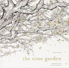 Autumn Garden Colouring Book De Ann Black 9781908072955 Amazon Books