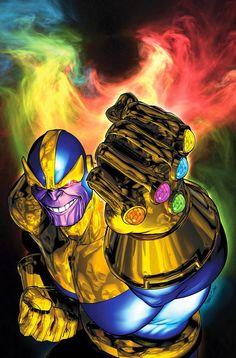 o maior vilão da Marvel vai aparecer em VINGADORES GUERRA INFINITA