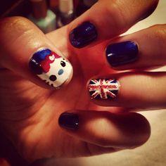 British Hello Kitty
