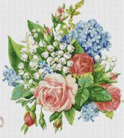 Gallery.ru / Фото #131 - Floral Bouquet - nastka2006