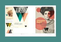 COPYRIGHT BOOKSHOP / graphic design