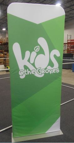What a fun sign for the kids ministry at Church at the Groves in Leesburg, GA!