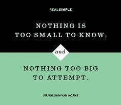 Quote by Sir William Van Horne