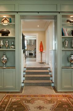 The Best Benjamin Moore Paint Colors: Nantucket Gray HC-111