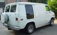 """1983 Chevy """"Shorty""""  G10...Customized  For Disabled Drivin'"""
