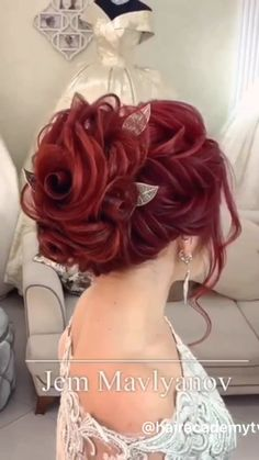 42 wedding guest hairstyles the most beautiful ideas wedding forward 6 Elegant Hairstyles, Bride Hairstyles, Pretty Hairstyles, Rose Hairstyle, Hair Up Styles, Medium Hair Styles, Competition Hair, Bridal Hair Buns, Grunge Hair
