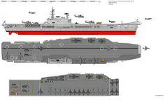 Royal Navy Aircraft Carriers, Hms Ark Royal, Nuclear Submarine, Military Drawings, Ship Drawing, Military Armor, Military Helicopter, Navy Ships, Armored Vehicles