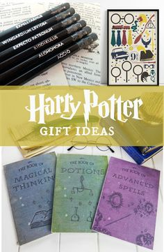 Vicki Brown Designs: Finding Inspiration :: Gifts for Harry Potter Fans :: Book Gifts, Inspirational Gifts, Pointers, Harry Potter, Etsy Seller, Nerd Stuff, Fans, Gift Ideas, Brown