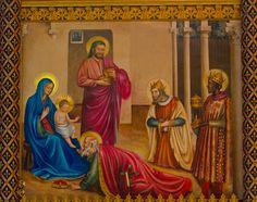 Hoy celebramos la Epifanía del Señor. Señor Jesús: que a imitación de los Magos de Oriente vayamos también nosotros frecuentemente a adorarte en tu Casa que es el Templo y no vayamos jamás con las manos vacías.