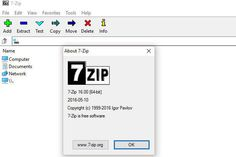 Researchers revealed security flaws in 7-Zip, so users update your 7-Zip version to 16.0 and vendors update your products that use the vulnerable 7-Zip libraries and components