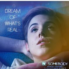 Watched be somebody today and I LOVED IT SO MUCH!!!
