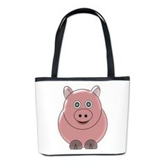 #Pig #Bucket #Bag