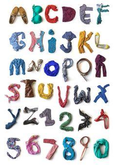 Tipografías experimentales, diferentes y creativas | Singular Graphic Design