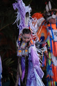 Fancy Shawl Dance by jwkeith, via Flickr