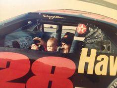 Davey n Robbie Jack Evans, Nascar Race Cars, Racing News, Paint Schemes, Vintage Racing, Back In The Day, Thunder, Alabama, Dream Cars