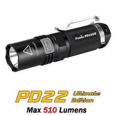 Fenix HP15 500 Lumen long throw LED Headlamp (Grey) with ...