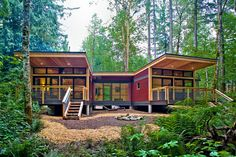Method Homes, LLC. | Builder of Modern, Green, Prefab homes take the art of the prefab to a whole new level of sophistication.