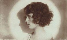 Liliian Harvey by Alexander Binder