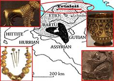 The Trialeti Culture is named after the Trialeti plateau region of Georgia. The Trialeti people inhabited the region southwest of Tbilisi but their traces have been also discovered in part of Armenia.