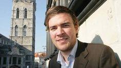Mathias de Clercq, deputy mayor of Ghent