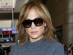 Jennifer Lopez shows off her new 'do