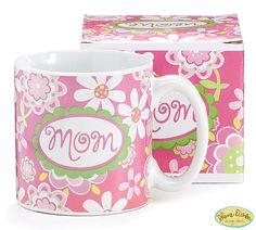 This #burtonandburton Decal Mug is just for Mom. #mothersday #gift