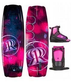Ronix Krush Wakeboard wakeboarding