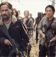 The Walking Dead. Season 5