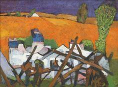 John Elwyn, The Collapsed Barn
