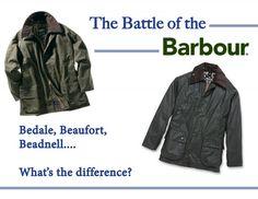 Barbour Battle