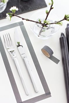 Stylizimo - Design Voice - Table setting tips