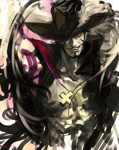 Mihawk _One Piece