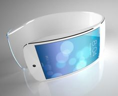 Apple Smart Watch is featuring Flexible Display