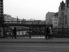 Berlin | DDR. Friedrichstrasse