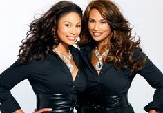 Beverly Johnson and Daughter Plus Size Model Anansa