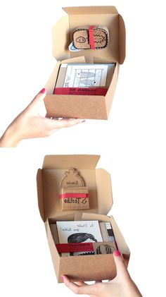 Boxes of wonders and cardboards by Oupas! Design