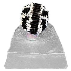 SU-08193 MARIANNA PRO BASIC NEUTRALIZING BIB Marianna Pro Basic bib is designed for protecting the clients neck and clothes during the neutralizing process.