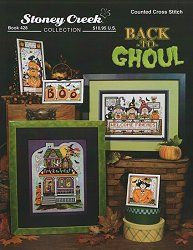 Book 428 Back To Ghoul – Stoney Creek Online Store