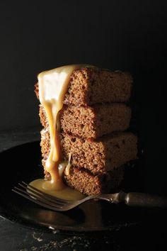 English Sticky Toffee Pudding