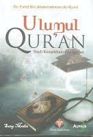 Toko Buku Sang Media : Ulumul Qur'an ( Studi Kompleksitas Al-Qur'an )