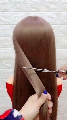 Front Hair Styles, Short Hair Styles Easy, Medium Hair Styles, Easy Hairstyles For Medium Hair, Braids For Long Hair, Short Hair Ponytail Hairstyles, Soft Hairstyles, Kawaii Hairstyles, Daily Hairstyles