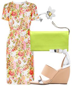 3 Perfect Outfits For Every Type Of Wedding #refinery29  http://www.refinery29.com/45286