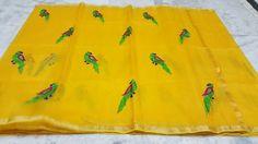 Latest Kota Sarees With Embroidery Work | Buy Online Sarees | Elegant Fashion Wear