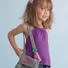 Zomer hemdje voor de Kids! DIY #breien #knitting