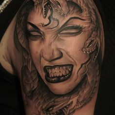 Medusa Tattoo | Best tattoo design ideas