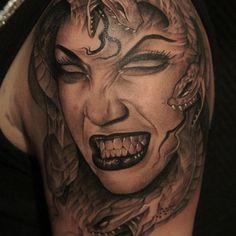 Medusa Tattoo | Best tattoo design ideas