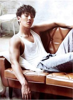 Shownu being hot af